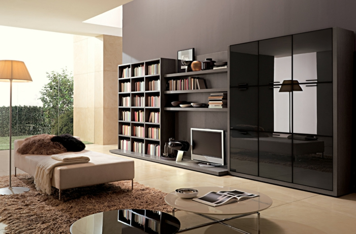 133 Wohnzimmer Einrichten Beispiele, Welche Ihre Einrichtungslust Wecken ...