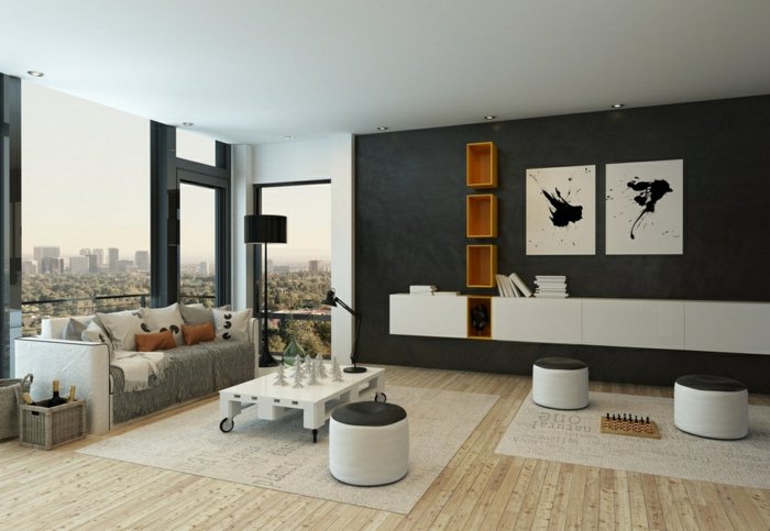 Wohnzimmer einrichten  ▷ 1001+ Wohnzimmer einrichten Beispiele, welche Ihre Einrichtungslust