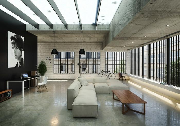 wohnzimmer gestalten beispiele. Black Bedroom Furniture Sets. Home Design Ideas