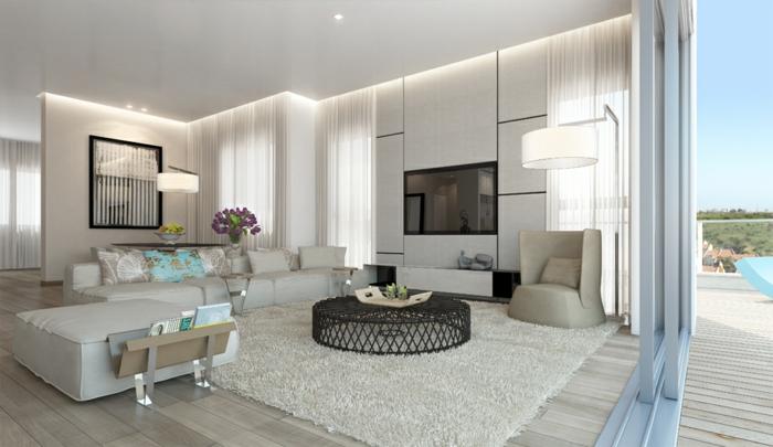 133 Wohnzimmer einrichten Beispiele, welche Ihre ...