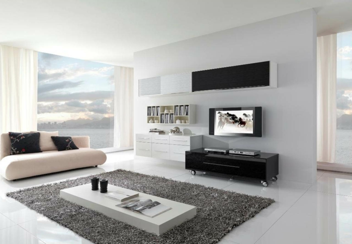 wohnzimmer einrichten beispiele ~ moderne inspiration ... - Wohnzimmer Einrichten