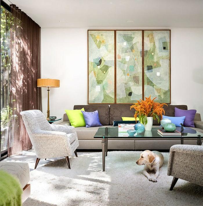 70 moderne innovative luxus interieur ideen frs wohnzimmer,