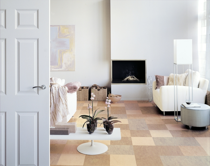 Beige Fliesen Weiße Wände Wohnzimmer ~ Surfinser.com Wohnzimmer Beige Fliesen