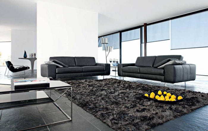 wohnzimmer fliesen 86 beispiele warum sie den wohnzimmerboden mit fliesen verlegen. Black Bedroom Furniture Sets. Home Design Ideas