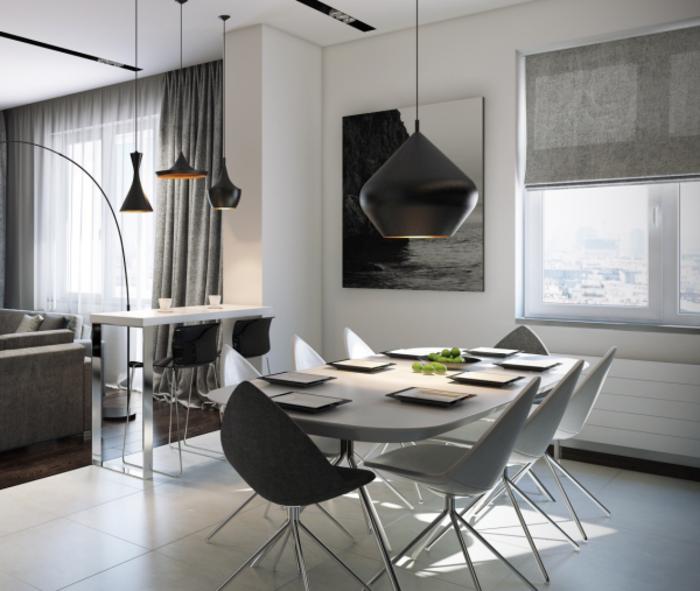 Ideen für wohnzimmer gardinen  Wohnzimmer Modern Möbel