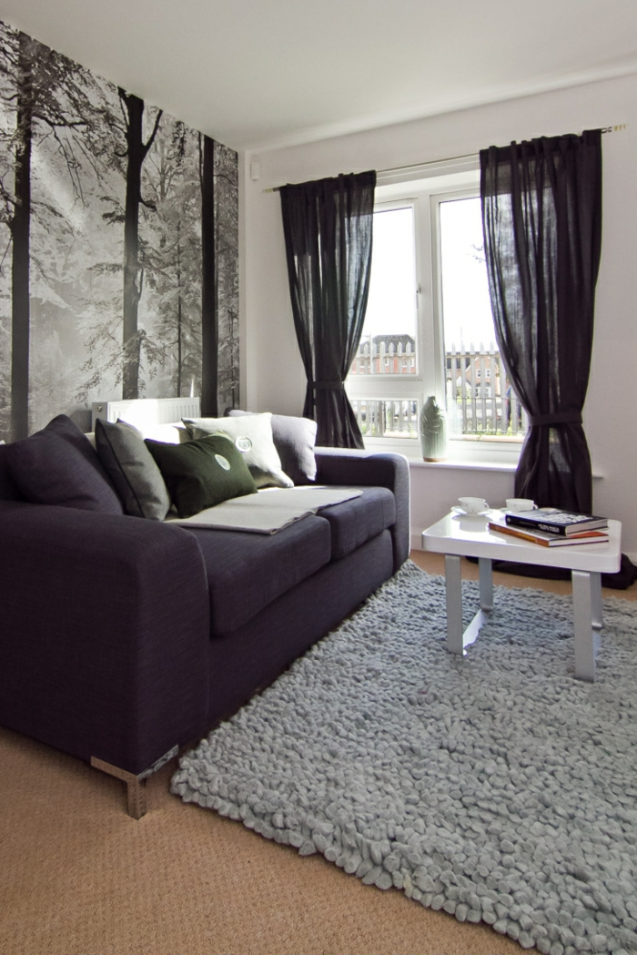 Living Room Paint Ideas With Grey Couch