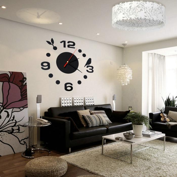 44 Wandgestaltung Ideen, Wie Sie Den Raum Beleben ...