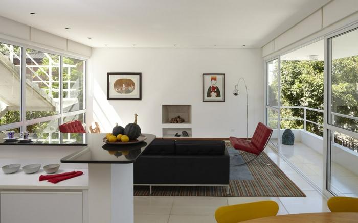 Wohnzimmerdeko - 24 Beispiele, wie man ein schönes ...