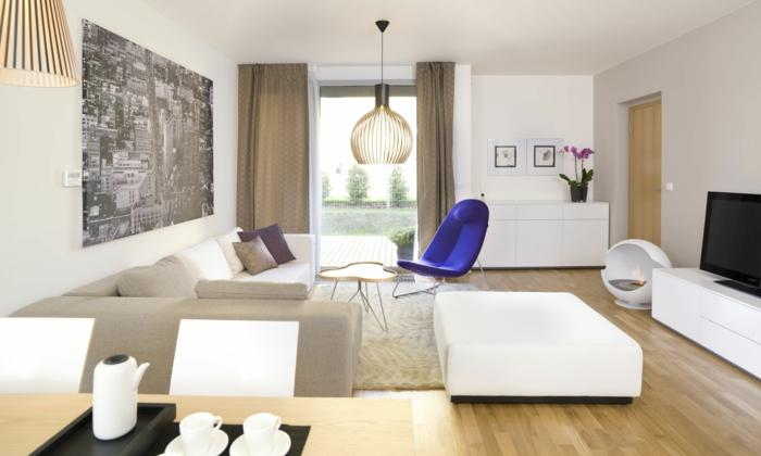 133 wohnzimmer einrichten beispiele welche ihre einrichtungslust wecken. Black Bedroom Furniture Sets. Home Design Ideas