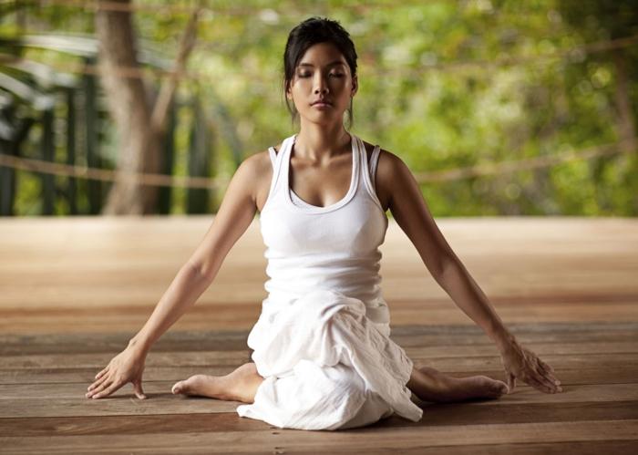yoga zeitschrift asanas körper geist seele balance