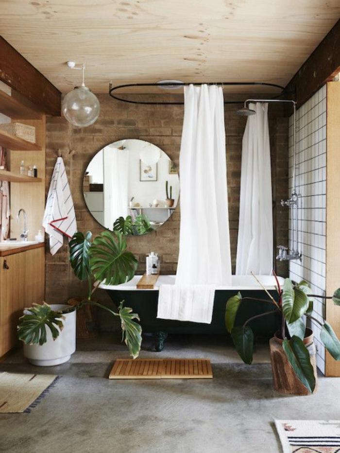 mit zimmerpflanzen das zuhause dekorieren 60 beispiele. Black Bedroom Furniture Sets. Home Design Ideas