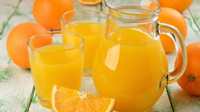 Anti Aging Tipps Orangensaft Anti Aging Ernährung