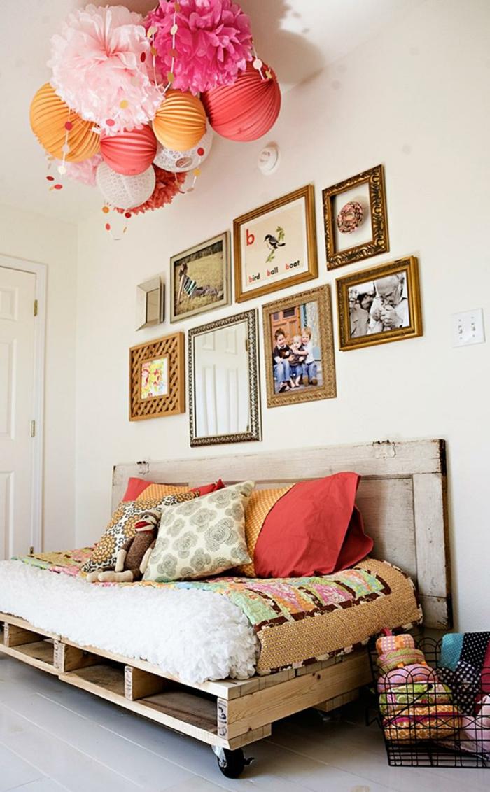 Bett aus paletten sofa aus paletten paletten bett möbel aus paletten liege