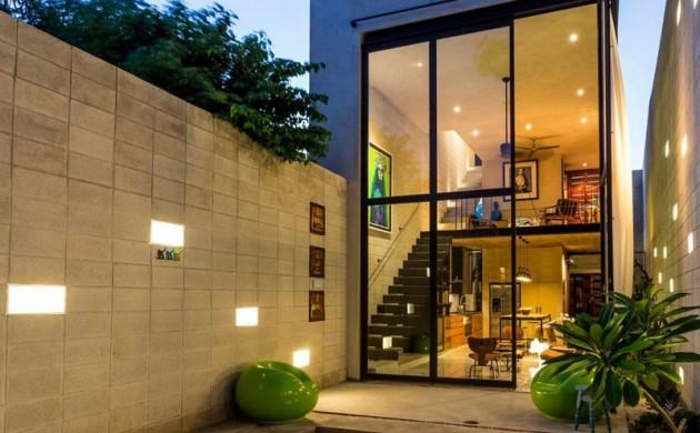 Casa-Desnuda-Merida-Mexico-Moderne-Häuser-bauen-Architektenhäuser