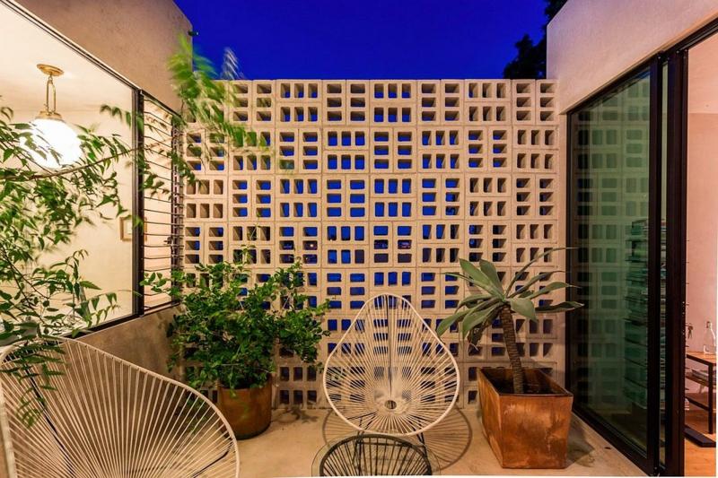 Casa Desnuda Merida Mexico Moderne Häuser bauen Terrasse