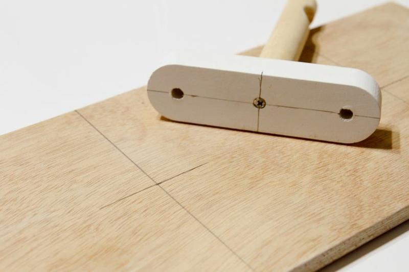 Dielenmöbel DIY Garderobe selber bauen