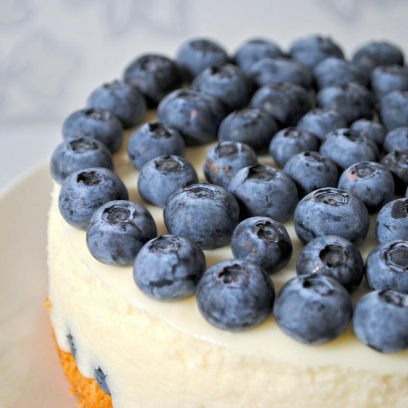 Foodtrend amerikanische Küche New York Cheesecake Rezept
