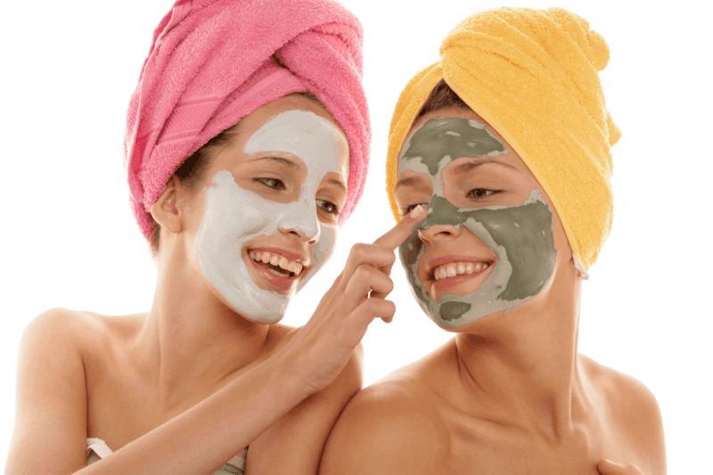 Gesichtsmaske selber machen Gesichtsmasken schöne Haut Tipps