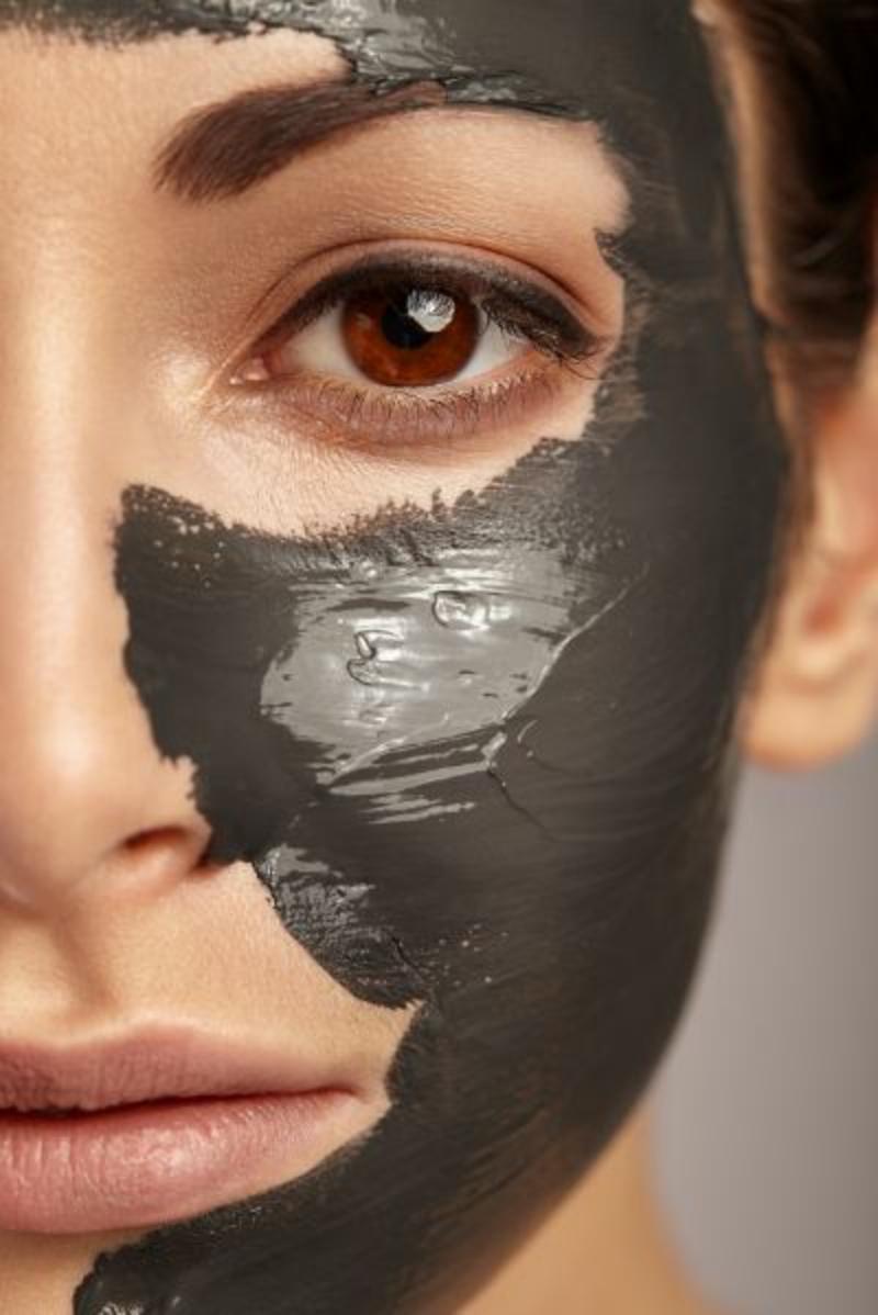 Gesichtsmask selber machen Gesichtspflege Schönheit aus der Natur