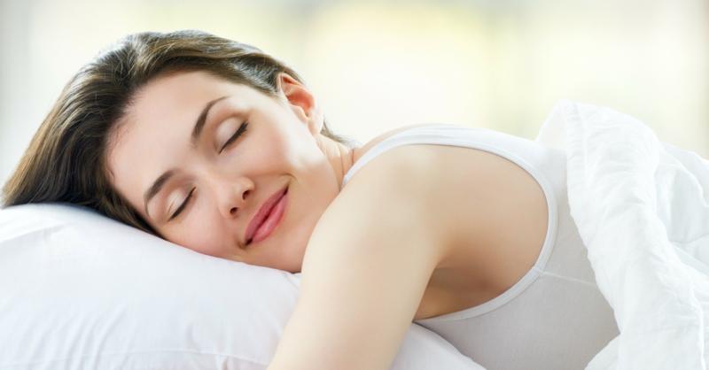 Gesichtspflege Gesundheit und ruhiger Schlaf schöne Haut Tipps