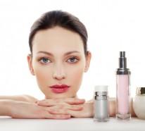 Natürliche Gesichtspflege, die Sie zum Strahlen bringt