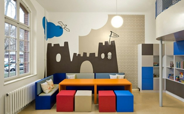 Kids Room Bedroom Ideas Nursery Decorating Kids Rooms In with Creative Kids Room - Design Decor