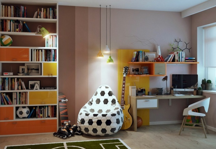 kinderzimmer gestalten wie ein designer 36 schnieke dekoideen. Black Bedroom Furniture Sets. Home Design Ideas