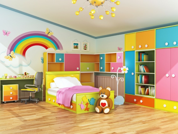 Kinderzimmer gestalten wie ein Designer-36 schnieke Dekoideen | {Gestaltung kinderzimmer 8}