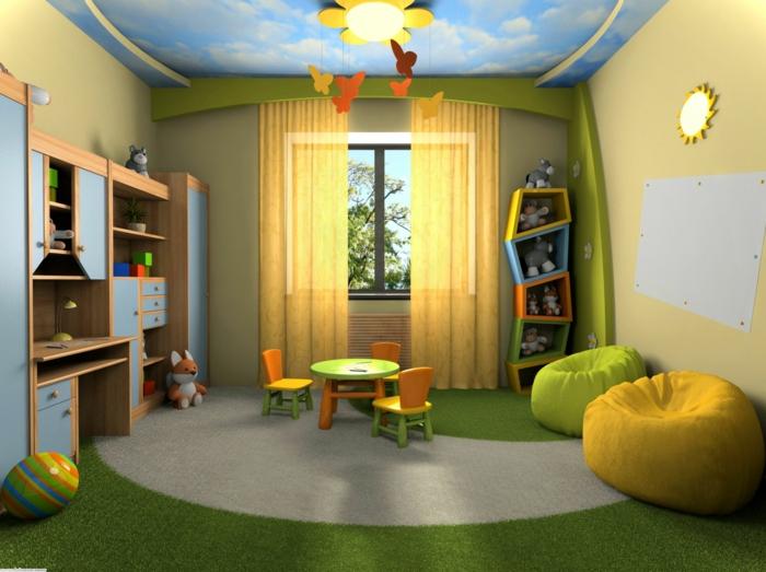 Kinderzimmer gestalten wie ein designer 36 schnieke dekoideen - Kinderzimmer richtig gestalten ...