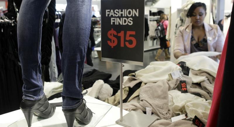 Grüne Mode als Alternative zur Fast Fashion Rabatte