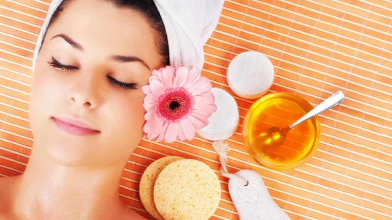 Honig gesund Gesichtsmaske Honig Wirkung