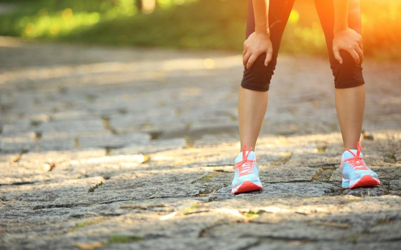 Joggen gehen Übungen regelmäßig machen frische Luft tanken