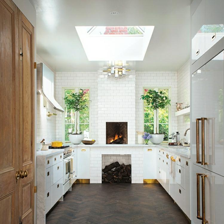 Küchen Bilder Küchenideen moderne Küche einrichten Küchendesign