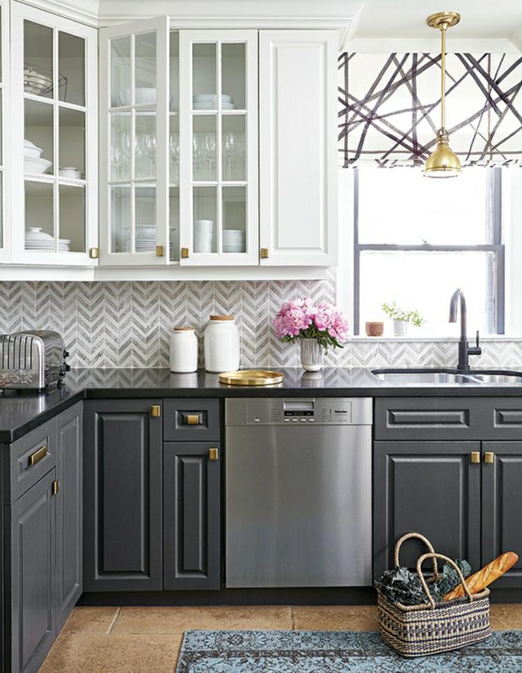 Küchen Bilder Küchenideen schöne Küchen einrichten Küchendesign