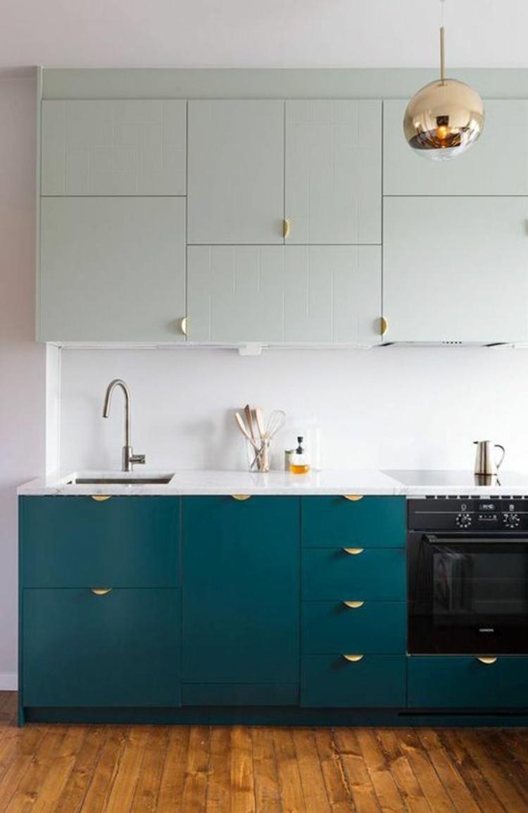 Küchendesign aktuelle Trends moderne Küchen Küchenschränke