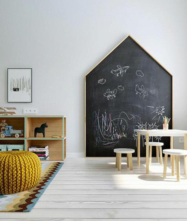 Kinderzimmer Ideen Bilder für Kinderzimmer Spielecke gestalten