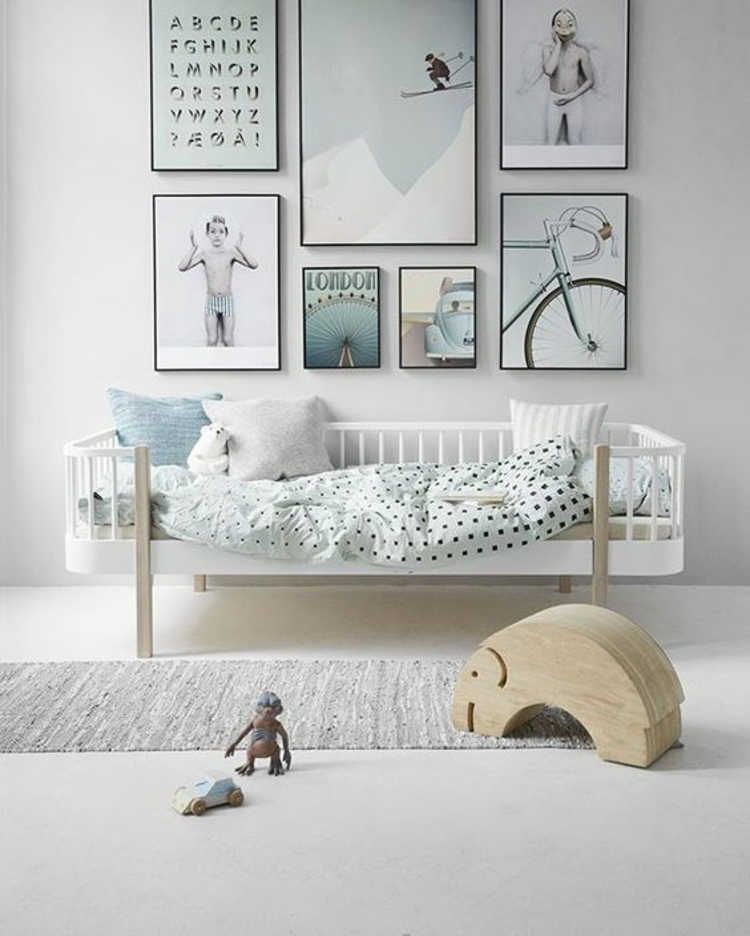 kinderzimmer einrichten und die aktuellen trends befolgen. Black Bedroom Furniture Sets. Home Design Ideas
