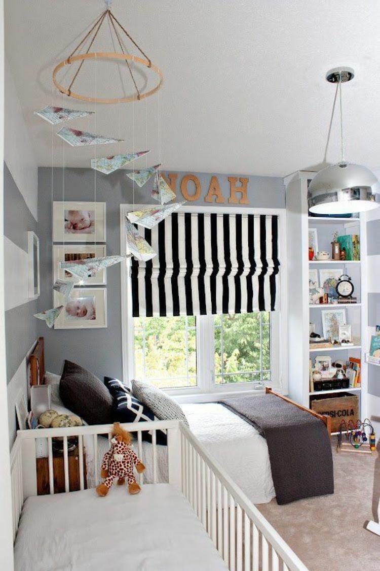 Kinderzimmer Ideen Gardinen für Kinderzimmer Bilder Deko Ideen
