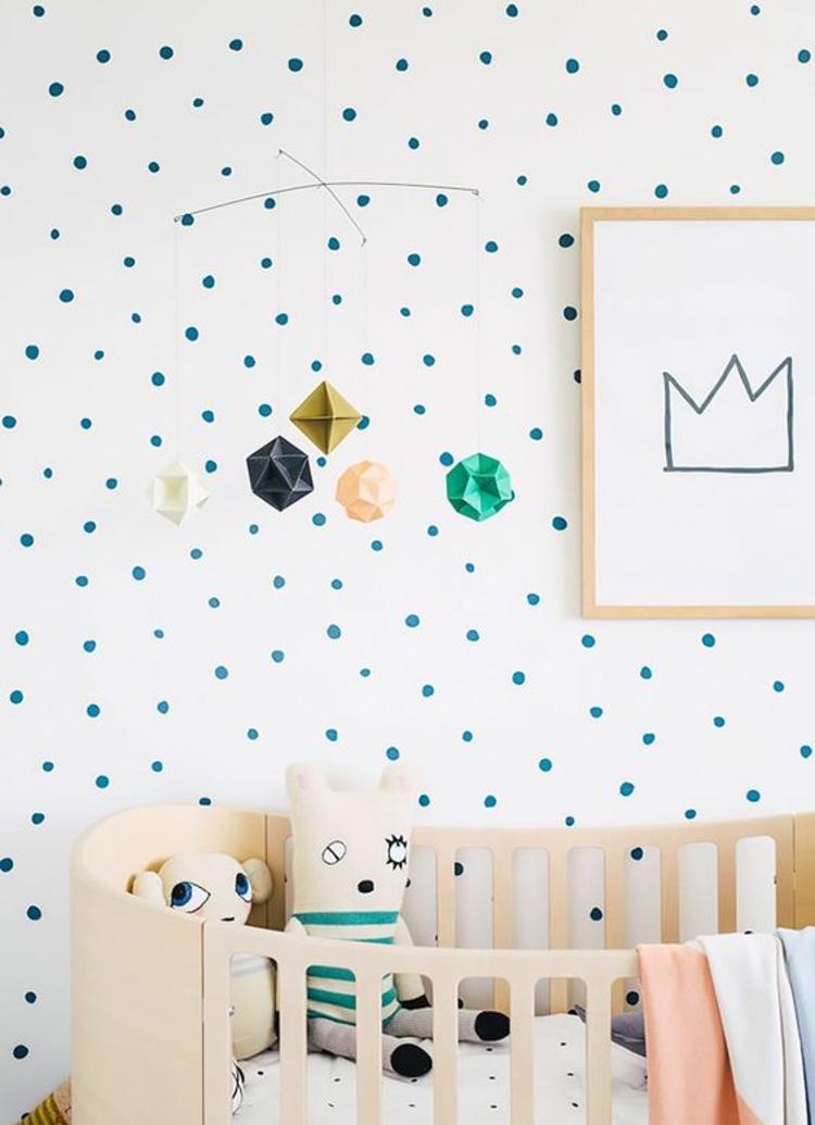 Kinderzimmer einrichten Bilder für Kinderzimmer Bett Babyzimmer