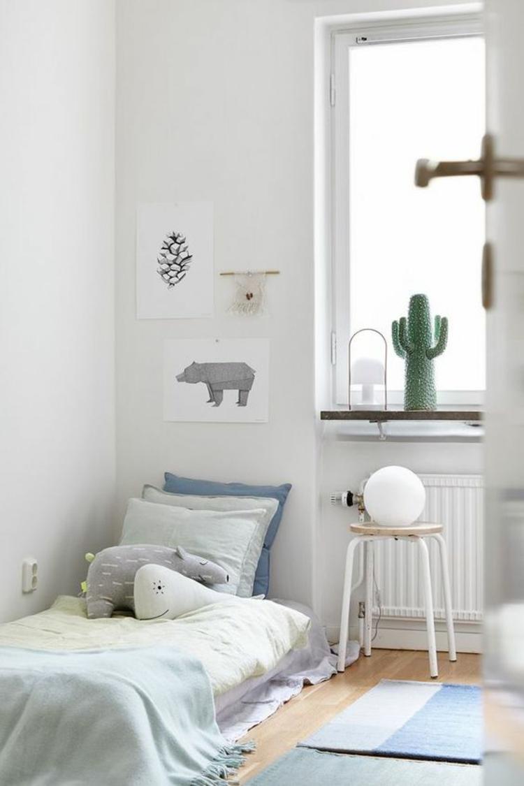 Kinderzimmer einrichten Bilder für Kinderzimmer Bett Jungenzimmer