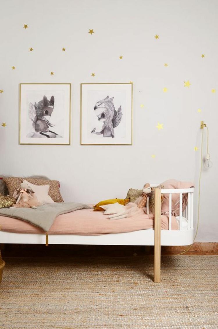 Kinderzimmer einrichten Bilder für Kinderzimmer Bett
