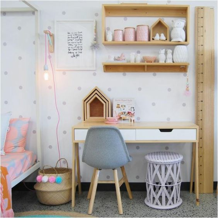 Kinderzimmer einrichten Bilder für Kinderzimmer Kindermöbel Holz