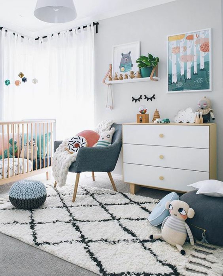 Kids Rooms Climbing Walls And Contemporary Schemes: Kinderzimmer Einrichten Und Die Aktuellen Trends Befolgen