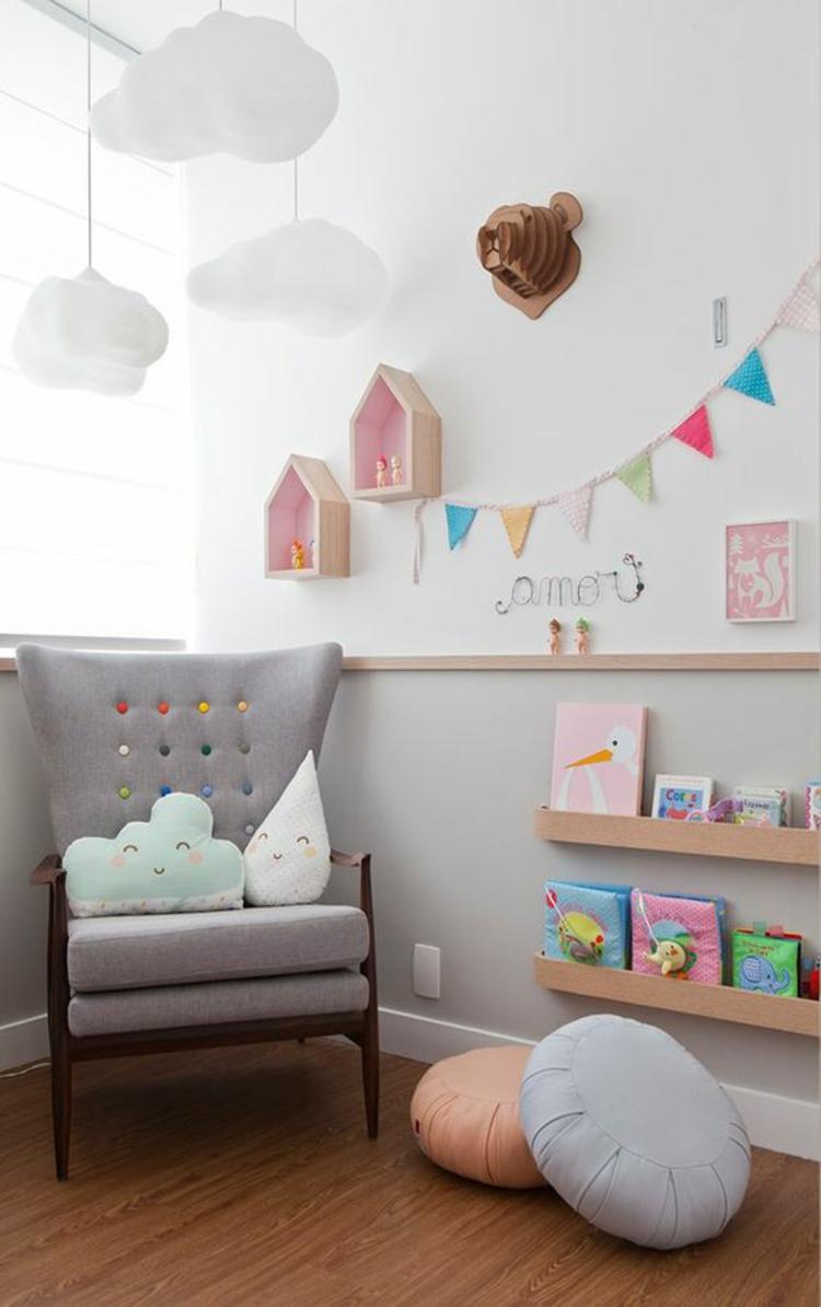 kinderzimmer einrichten und die aktuellen trends befolgen. Black Bedroom Furniture Sets. Home Design Ideas