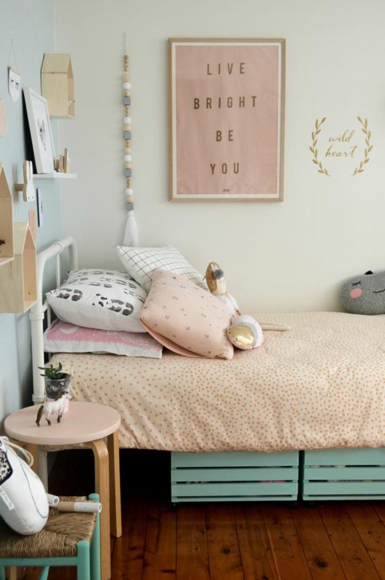 Kinderzimmer komplett Bilder für Kinderzimmer Bett
