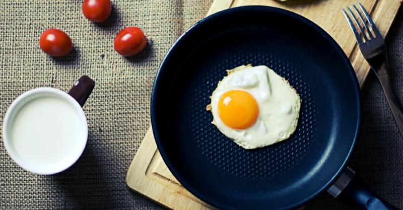Kohlenhydratarme Ernährung Diät ohne Kohlenhydrate Spiegelei