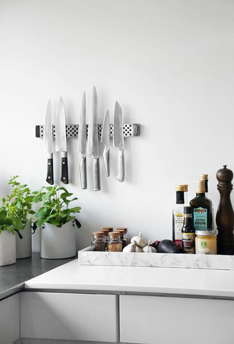 Magnetleiste für Messer Metall Küchenzubehör