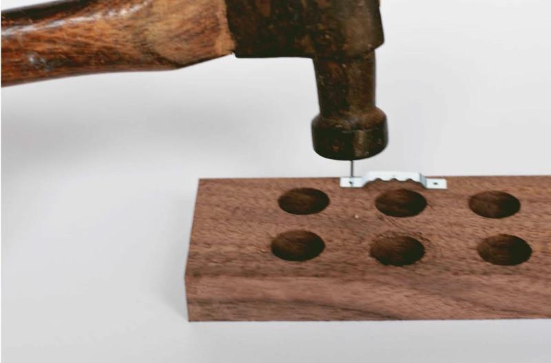 Magnetleiste für Messer selber machen Küchenzubehör