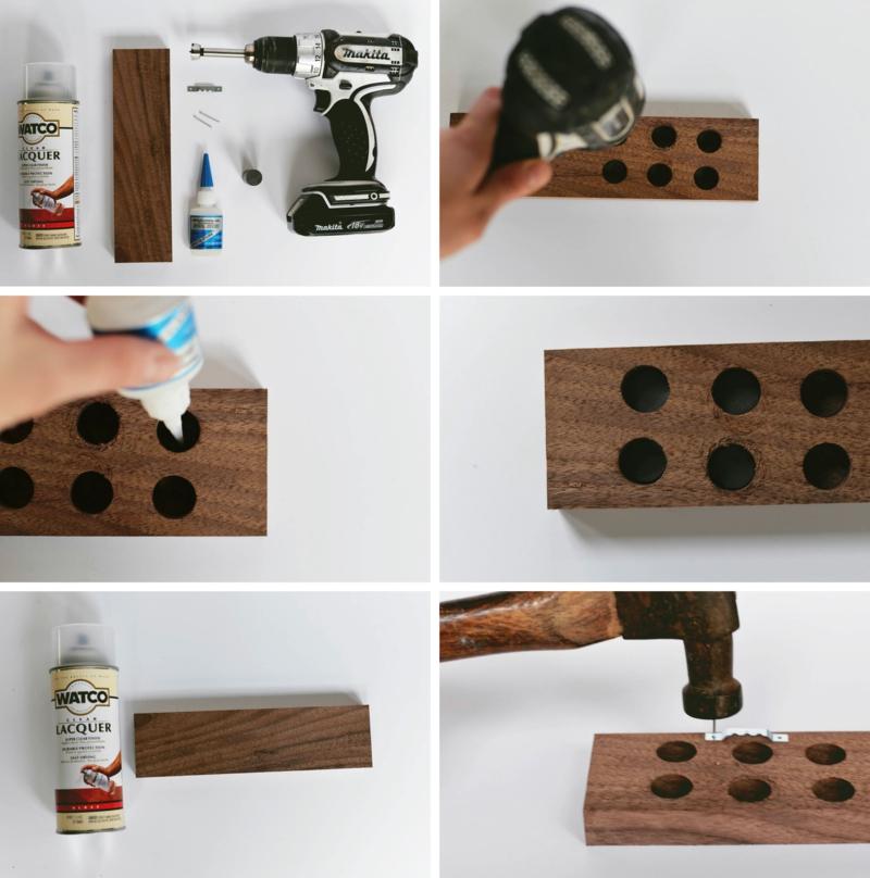 Magnetleiste F 252 R Messer Selber Bauen Anleitung Und Bilder