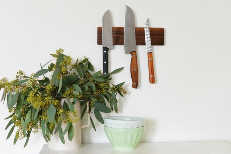 Magnetleiste für Messer selber machen